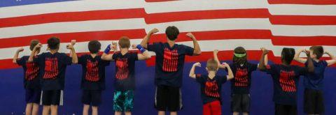 Boys School Age Gymnastics Classes