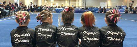 Competitve Team Gymnastics